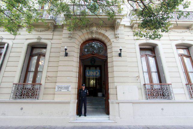 El viernes a la mañana los detenidos llegarán al Juzgado Federal. Foto UNO Archivo.