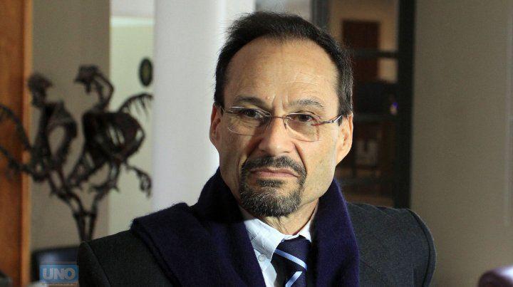 El procurador general Jorge Amilcar Luciano García. Foto UNO Diego Arias.