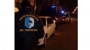 Incautaron un cargamento de cocaína que tenía como destino Concepción del Uruguay y Colón