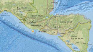 Un sismo de 6,7 en la escala de Richter sacudió Guatemala