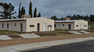 Las fotos de las viviendas que subió la Municipalidad de Victoria.