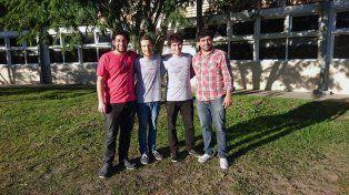 Estudiantes argentinos crearon una app para ayudar a las personas alérgicas
