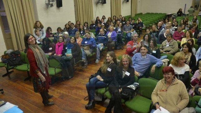 En crecimiento. El Registro de Mediadores de la Defensoría del Pueblo de Paraná cuenta con 107 integrantes.