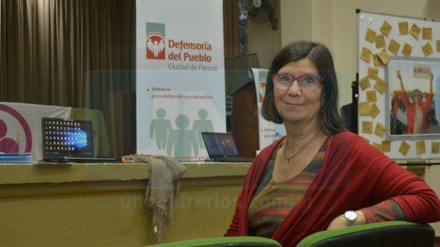 Aporte. Aréchaga habló de la mediación como contracultural.