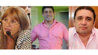 Debate. Cristina Sosa quiere que el Concejo indague sobre la relación de funcionarios con Celis. Incluido el edil Hernández.