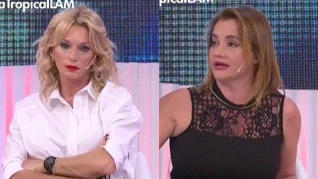 Fuerte cruce de Yanina Latorre con Nancy Pazos: ¡Qué pobre estúpida que sos!