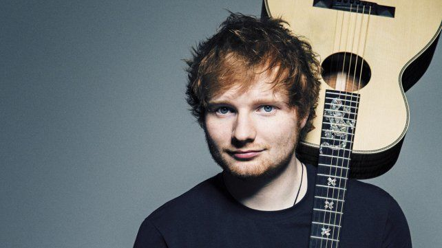 Ed Sheeran le da clases privadas de música a uno de los niños más famosos del mundo