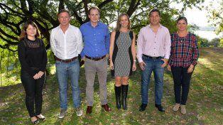 Bordet presentó a los candidatos del Frente Justicialista Somos Entre Ríos