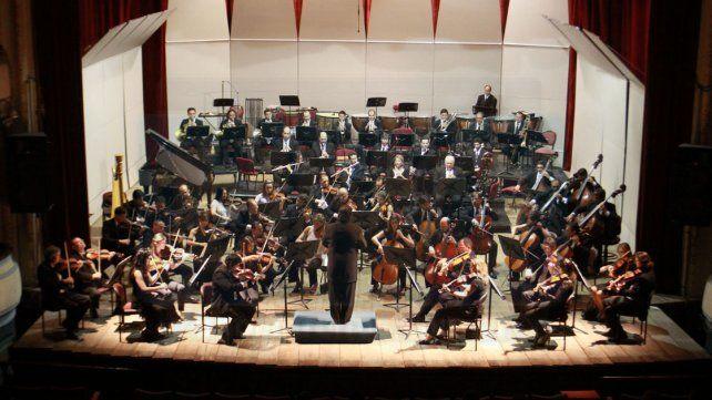 La Orquesta Sinfónica de Entre Ríos tocará en La Vieja Usina