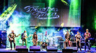 Ritmo. Factor Fun cerrará la noche con sus temas bailables al ritmo del soul, el funk y el acid jazz.