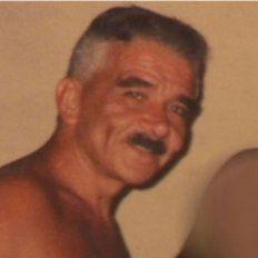 La víctima. Pedro Ruiz fue ultimado a puñaladas en su casa de calle Ituzaingó.