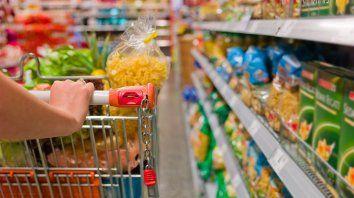 otra fuerte caida de ventas en los supermercados