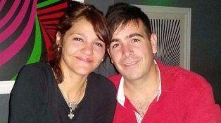 Claudia Moya y Alfredo Turcumán
