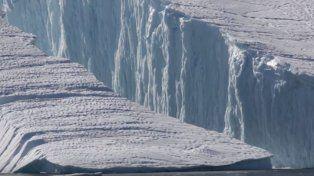 Experto de la NASA calculó el impacto del iceberg que se desprenderá de la Antártida