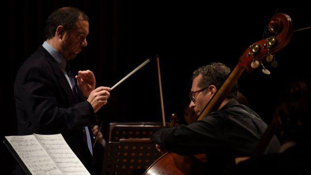 La Sinfónica en La Vieja Usina.