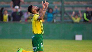 Defensa ganó y clasificó a la Sudamericana