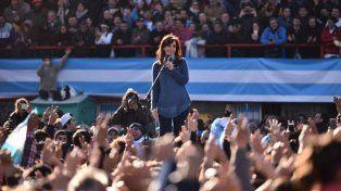 Cristina confirmó su candidatura: estará acompañada por Taiana