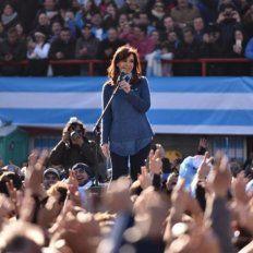 Cristina Kirchner confirmó su precandidatura