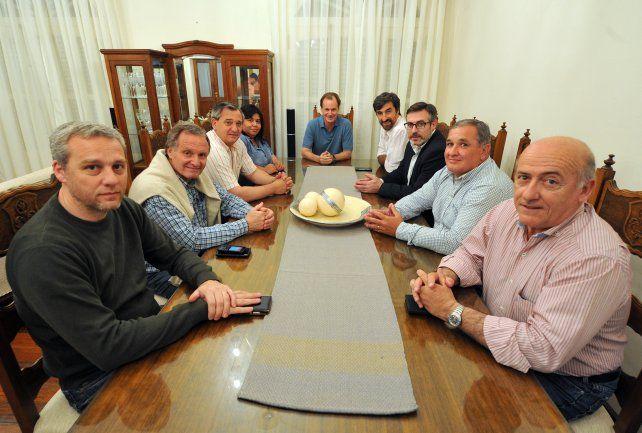 Senadores justicialistas adelantaron que en las legislativas se define el modelo de la Argentina