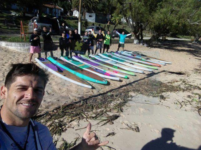 La Selfie: Pancho Giusti