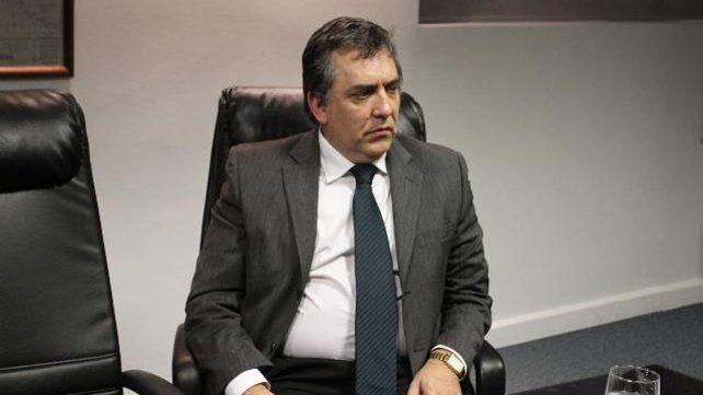 Defensa jurídica. El fiscal Rodríguez Signes pide una salida política al conflicto.