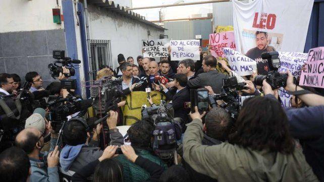 En Paraná también marchan en defensa de los trabajadores y en contra de la represión en Pepsico