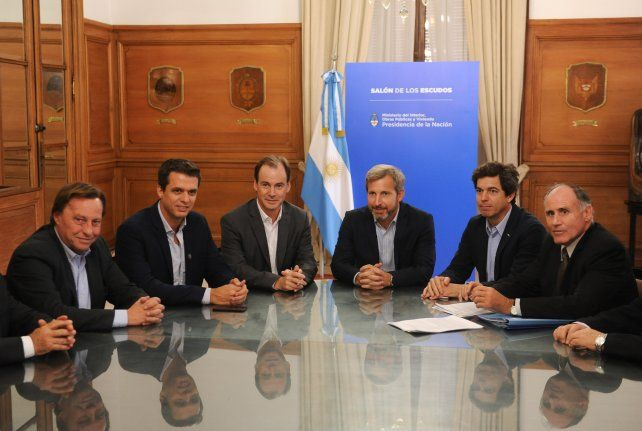 Foto gentileza Ministerio del Interior