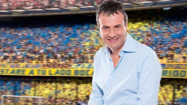 Fuerte repudio a Ari Paluch por una desafortunada frase en la fiesta de Boca campeón