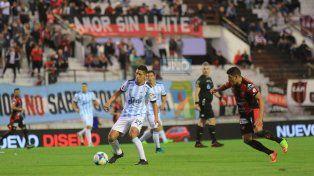 El Ciruja marcó a los 5 del PT y ahora maneja la pelota. Foto UNO Diego Arias.