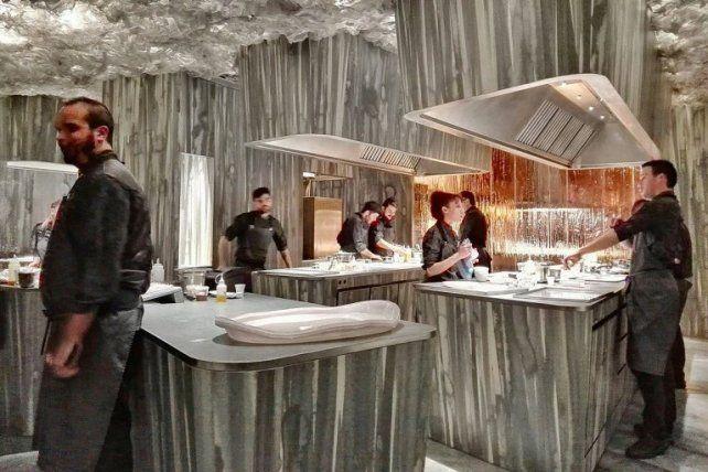 Un concordiense es el jefe de cocina del restaurante más vanguardista de Barcelona