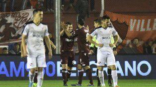 Independiente empató con Lanús y no clasificó a la Libertadores