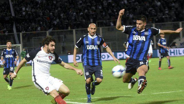 San Lorenzo igualó en Córdoba y no clasificó a la Copa