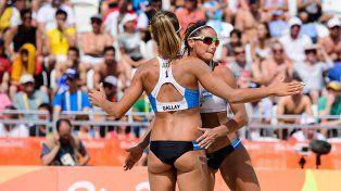 Fueron campeonas Panamericanas y representantes olímpicas en Río 2016.
