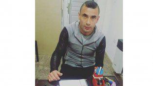 Fernando Telechea puso ayer el gancho en su nuevo contrato.