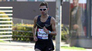 El entrerriano Federico Bruno logró el octavo puesto en España