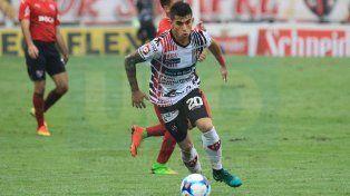 Lautaro Comas deja al Patrón y seguirá su carrera en Chile