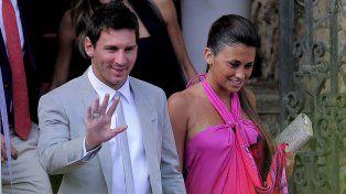 Que se va a comer y qué se va tomar en el casamiento de Lionel Messi