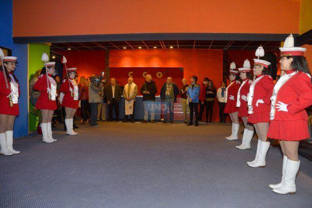 El miércoles se hizo una preapertura para invitados especiales. Foto UNO Mateo Oviedo.