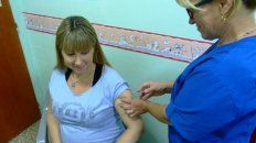Recomendación. La vacunación reduce la circulación del virus.