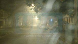Piden circular con precaución por bancos de niebla