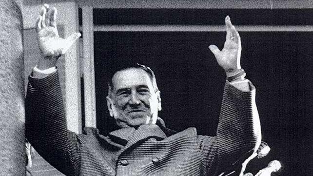 Perón tenía un delicado estado de salud.