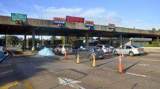 a partir de este domingo aumentaron las tarifas del peaje del tunel subfluvial