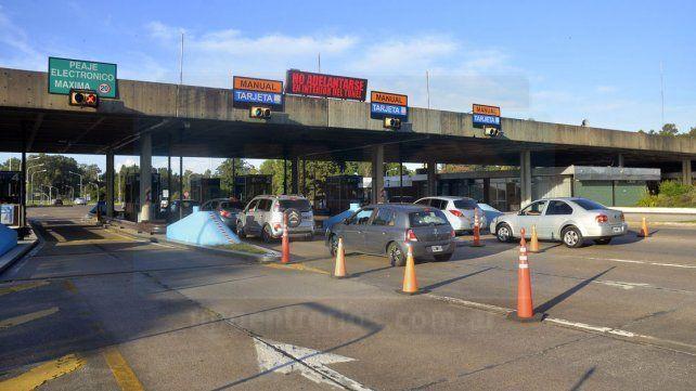 A partir de este domingo aumentaron las tarifas del peaje del Túnel Subfluvial