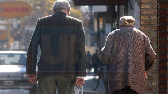 Derechos. A las jubilaciones con montos bajos se suman numerosos reclamos cotidianos.