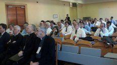 Reunión. Desafíos a la Universidad desde la globalización y Laudato Sí, se desarrolló esta semana en el Vaticano, con presencia entrerriana.