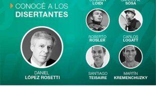 Daniel López Rosetti disertará en Paraná en el marco de Funcionalmente