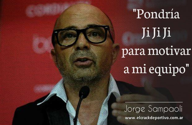 Jorge Sampaoli fue a la cárcel de Ezeiza a visitar al cantante de Callejeros