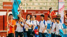 argentina logro 46 medallas en los juegos mundiales para trasplantados