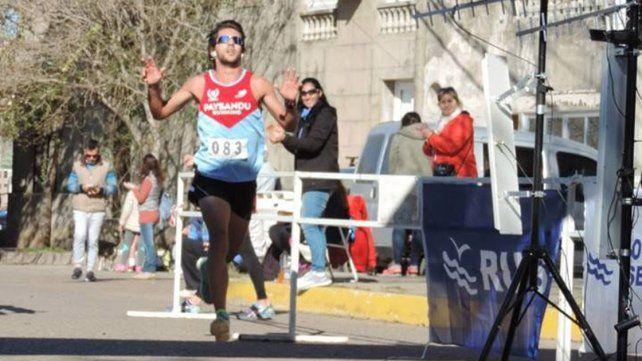 La competencia se vivió ayer y formaron parte un buen número de corredores de la región.