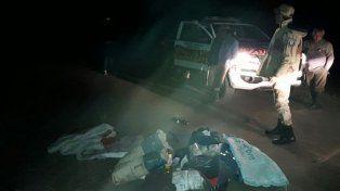 Cazadores furtivos amenazaron de muerte a policías en una reserva natural